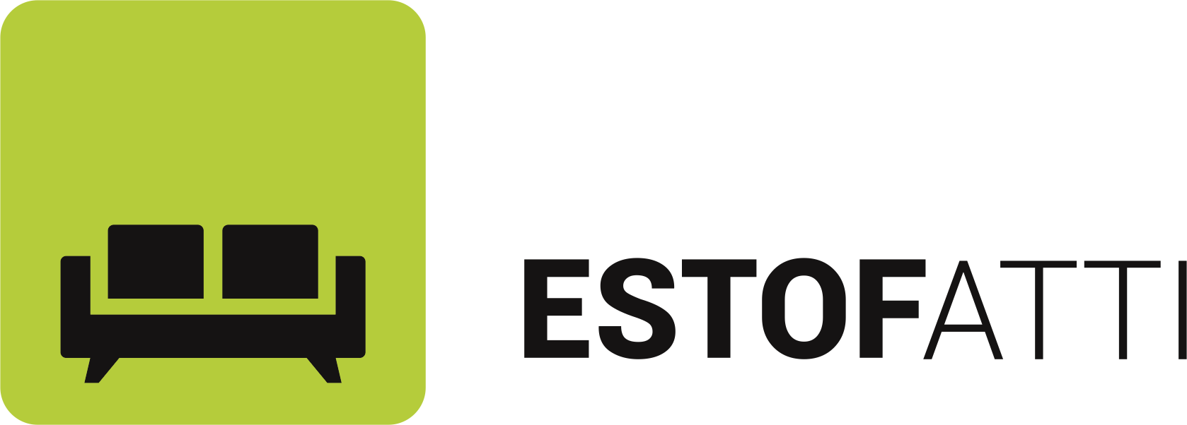 Logotipo Estofatti - 2019